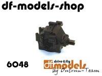 DF6048 Differential (Zink) komplett mit Gehäuse