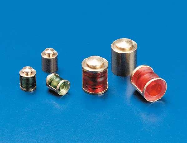 Positionslaternen grün/rot 6 mm (Paar)